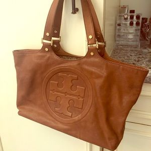 Authentic Tory Burch Bombe Tote